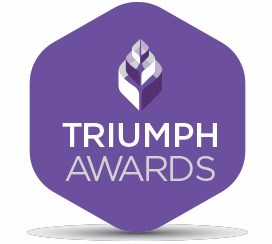 triumph awards logo
